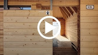 MFA Friday Clip: Finnish Architecture. Review 2018 - Saunas