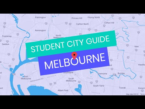 Student City Guide - Melbourne
