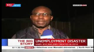 Kenyan Unemployment Disaster | The Big Story 22nd October 2018