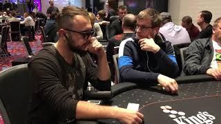 WSOP Europe - наши в Главном Событии день 1Б