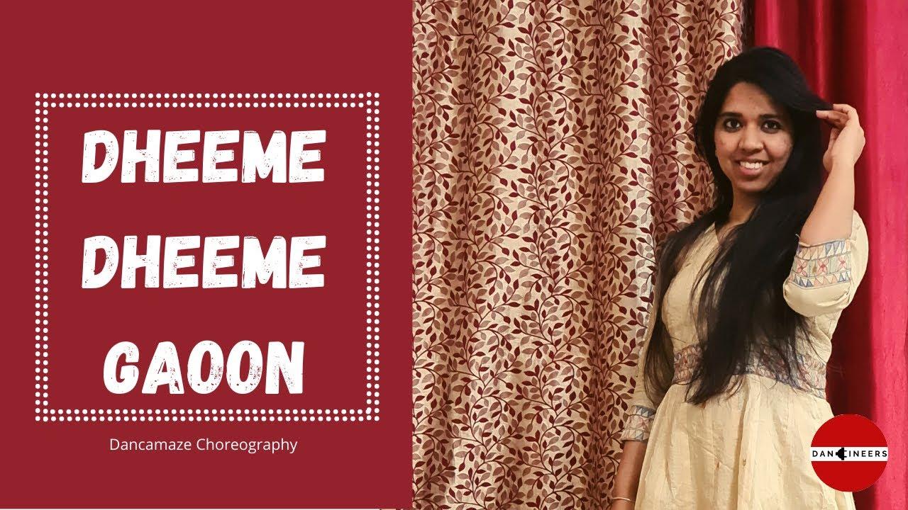 DHEEME DHEEME Dance Cover | Dancamaze Bridal Choreography | Zubeida | Karishma Kapoor | Dancineers