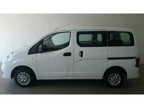 2014 nissan nv200 combi 1 5 dci 7 seater auto for sale on. Black Bedroom Furniture Sets. Home Design Ideas