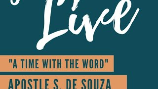 Time With the Word: Principles of Ministry