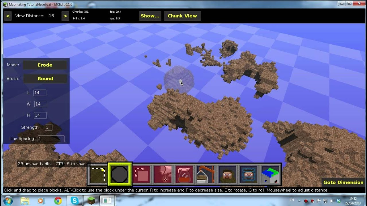 00 mcedit basics and world generation mapmaking with orange1095 00 mcedit basics and world generation mapmaking with orange1095 gumiabroncs Images