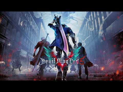 Devil May Cry 5 OST - Devil Trigger Ali Edwards feat Casey Edwards [Nero's Theme]