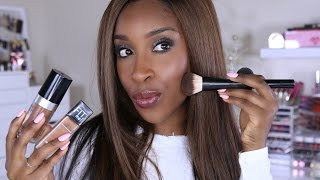 Foundation 101! Shade Matching,  Application, Tips | Jackie Aina