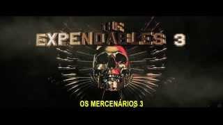 OS MERCENÁRIOS 3 - Teaser #2 HD Legendado [Stallone, Schwarzenegger, Harrison Ford, Jason Statham]