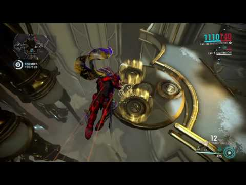 Warframe - Lua Moon Organ Chime Puzzle