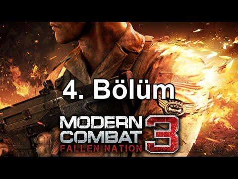 Modern Combat 3 - 4. Bölüm: Sanırsın Polat Alemdar