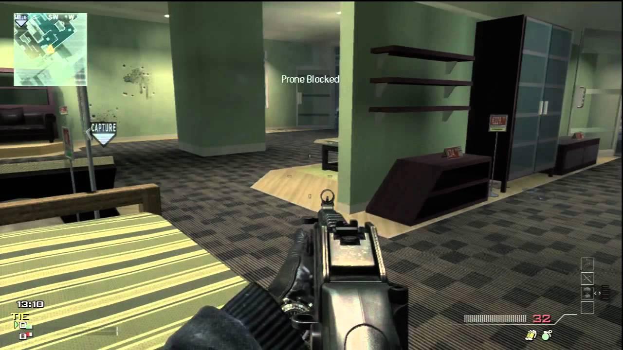 Call Of Duty: Modern Warfare 3 - Arkaden Map Walkthrough