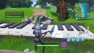 Play the Sheet Music on the Pianos near PLEASANT PARK AND LONELY LODGE