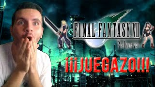Final Fantasy VII Re-Imagined JUEGAZO!! Gameplay Español