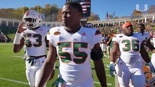 Miami Hurricanes Hype 2017