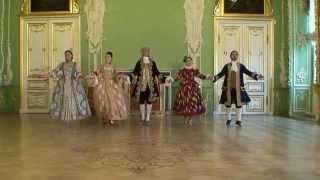 Baroque Dance - Mr. Beveridge's Maggot