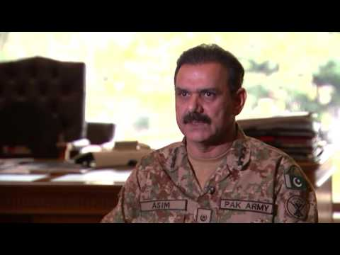 Let's all remember ISPR chief Asim Bajwa as the Instagram hero