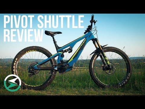 Pivot Shuttle Review, A Sublime Electric Mountain Bike | EMTB Forums