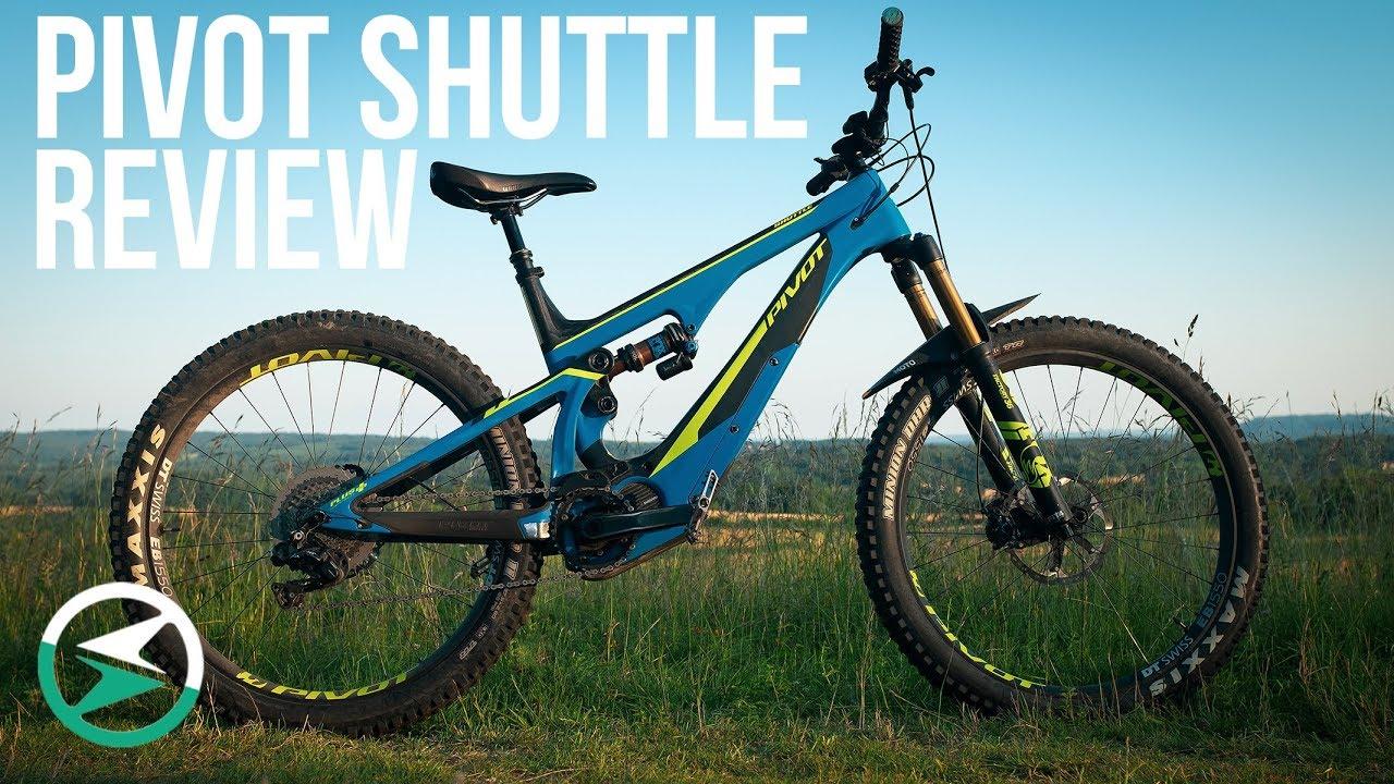9c1db857af4 Pivot Shuttle Review - Does the £9K Bike Deliver?