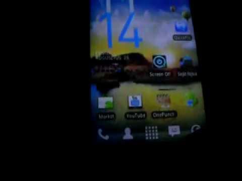 Samsung Galaxy 3(i5800) InDroid v3.0 rom (HUN)