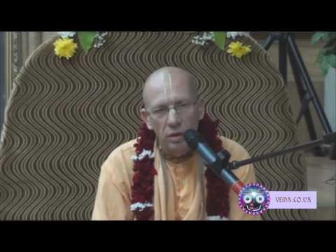 Бхагавад Гита 9.4 - Бхактивайбхава Свами