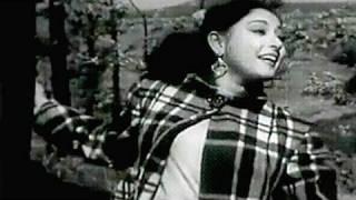 Masti Bhara Hai Sama - Lata Mangeshkar, Manna Dey, Parvarish Song