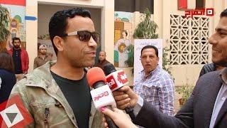 سامح حسين وصباحي في احتفالية اليوم العالمي لصحة الفم والأسنان(اتفرج)