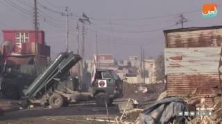 معركة الموصل.. الجامعة بيد الجيش العراقي
