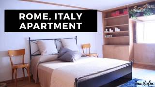Gambar cover AIRBNB ROME: Rome, Italy Apartment Tour