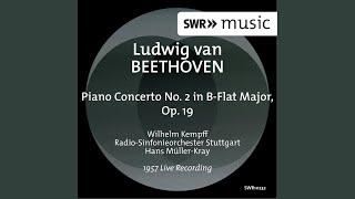 Piano Concerto No. 2 in B-Flat Major, Op. 19: III. Rondo: Molto allegro