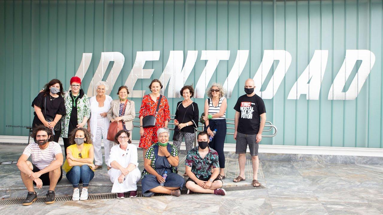 Inauguración: IDENTIDAD - Una exposición del Parque de la Memoria y Abuelas de Plaza de Mayo