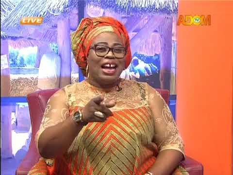 Sankofa Chat Room - Adom TV (19-7-18)