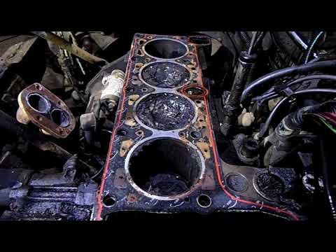 Шок разбираем мотор шеви нива такого Вы не видели