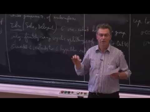 Gilbert Levitt - Vertex finiteness for relatively hyperbolic groups