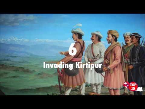 Top 10 Facts About Prithvi Narayan Shah 1