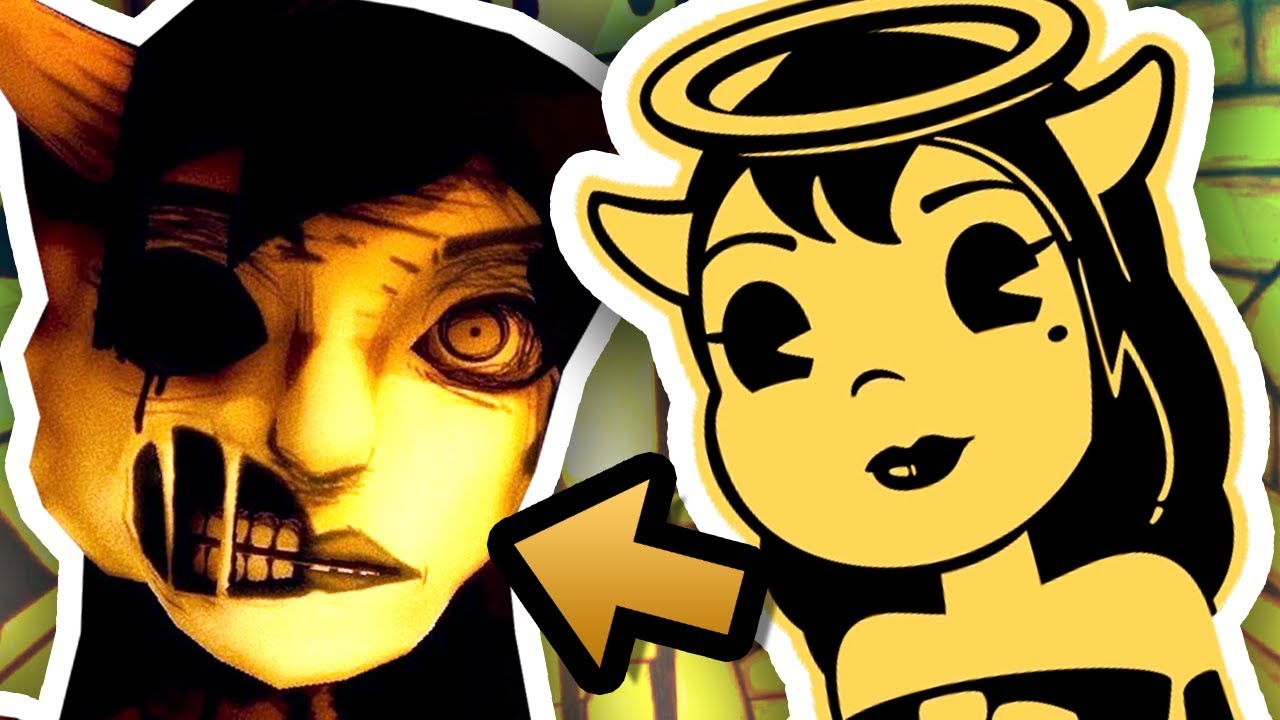 bendy and the ink machine chapter 5 dantdm