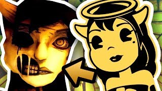 BENDY AND THE INK MACHINE CHAPTER 3!!!