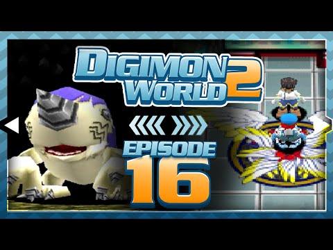 Digimon World 2 - Episode 16 : Bios Domain & Tankmon Boss!