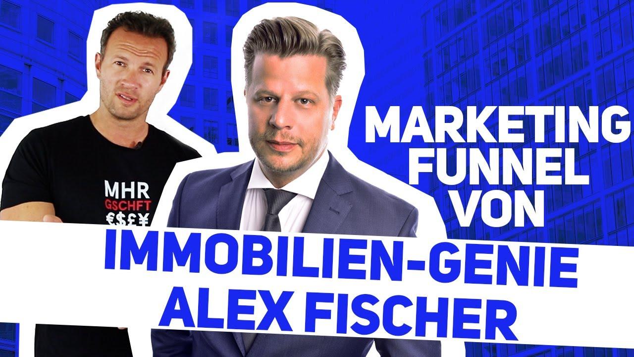 Aufgedeckt: Der geniale Marketing-Funnel von Immobilien-Genie Alex Fischer!