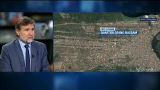 """Fusillade de Grand-Bassam: """"Il y avait une menace qui planait sur la Côte d'Ivoire"""""""