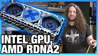HW News - Intel \u0026 Apple Lawsuit, Linux Laptops, \u0026 AMD RDNA2 for GPUs