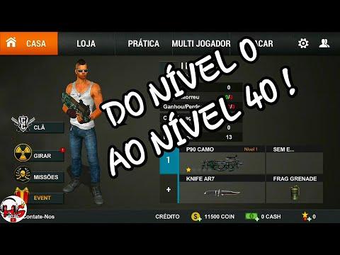 GANG WAR MAFIA - DO NÍVEL 0 AO NÍVEL 40, O INÍCIO! #1