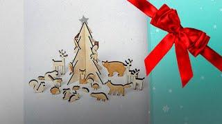 Top 10 Woodland Advent Calendar / Countdown To Christmas 2018! | Christmas Gift Guide
