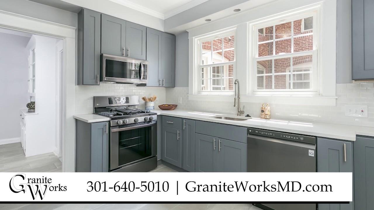 Granite Works Cabinets In Rockville