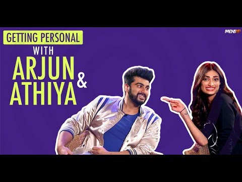 MensXP: Music Or Sex? What Would Arjun Kapoor And Athiya Shetty Choose?