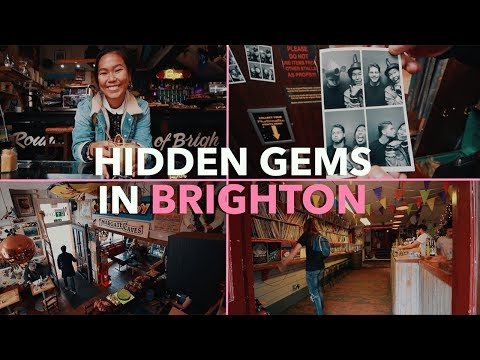 Brighton Travel Guide: BEST Places To Visit & Hidden Gems | Day Trip From London