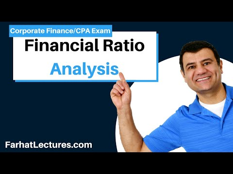 Financial Ratio Analysis Corporate Finance Ch  P   Youtube