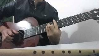 Mùa Xa Nhau - Tiên Cookie - Cover guitar Michael Hau