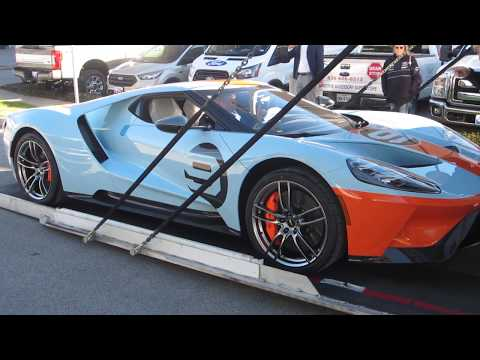 [TEASER]  Ford GT Heritage Unboxing and Delivery -  Heritage aka Gulf Edition