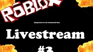 ROBLOX - Playing with da viewers - Or subs... hehe