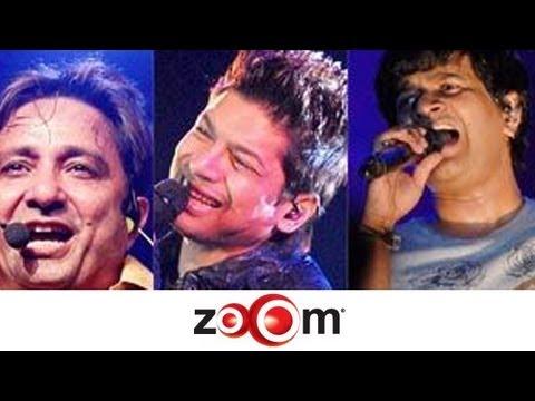 Shaan, KK, Sukhwinder Singh attend Musical-e-Azam radio event