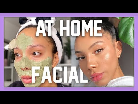 Do This Every Week for CLEAR SKIN | DIY Facial at Home - YouTube